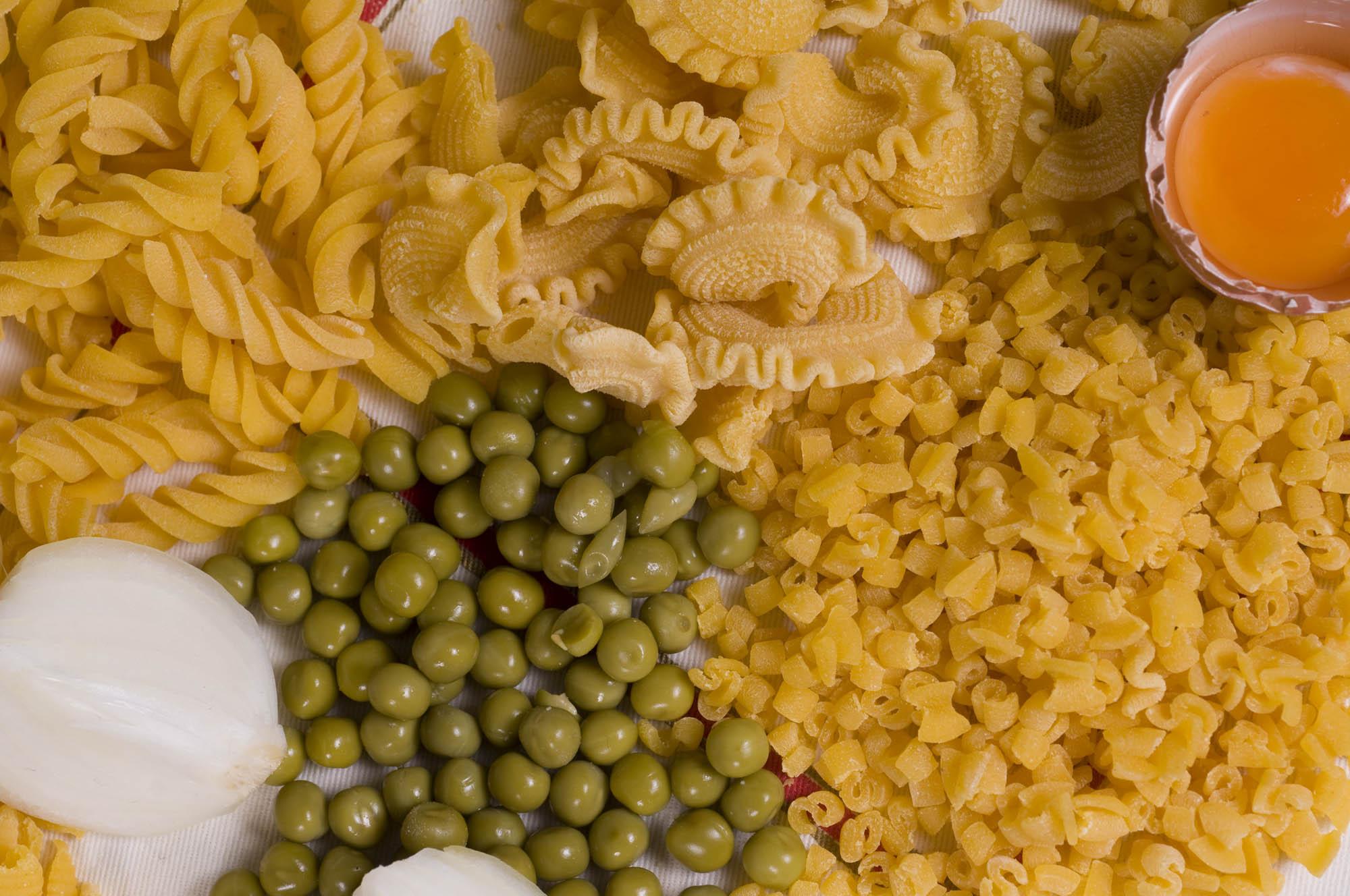 Pasta tipi diversi pastificio secondi - Diversi tipi di pasta ...